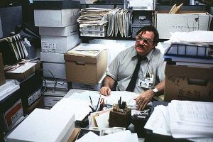 office space, the movie