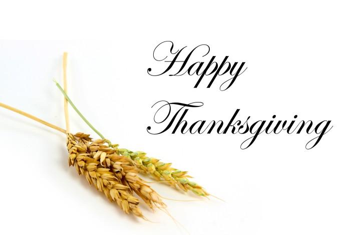 DJM - Happy Thanksgiving