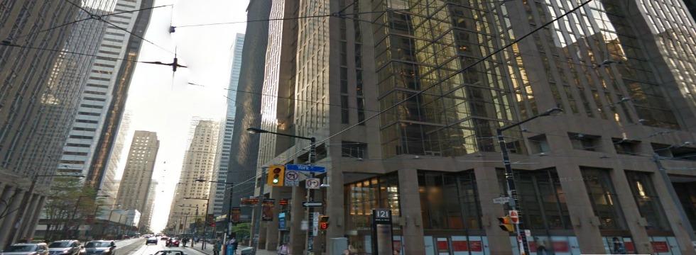 York Street Toronto
