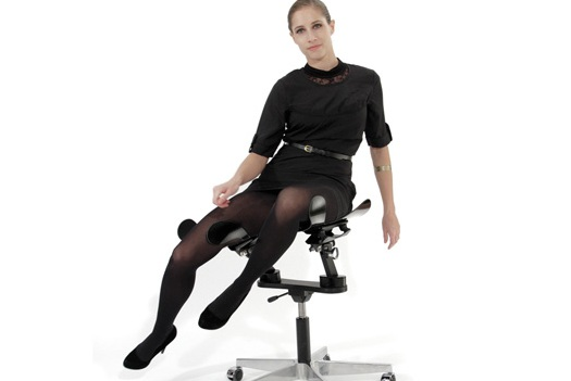 Smart Office Chair that Adjusts to the movements of its user