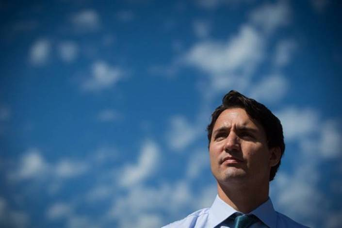 Justin Trudeau, leader of Canadian Liberal Party and current Prime Minister of Canada