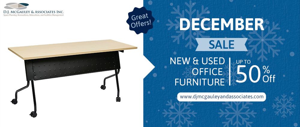 New and Used Office Furniture Sale